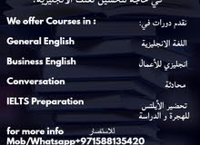 IELTS & English Language Training Courses