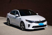 For a Month rental period, reserve a Kia Optima 2019
