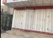 محلات اثنين للإيجار الأندلس شارع المصلحه