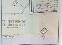 أرض سياحية في جعلان بني بو علي للبيع أو البدل بأرض تجارية في مسقط