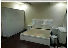 غرف نوم وطني جديد 6 قطع بسعر 1800ريال بدون