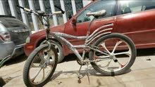 دراجة هوائية كبرى نظيفه جدا جدا (عرطه)