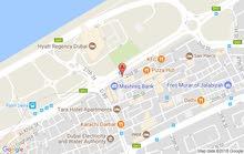 سكن للشباب بديرة دبي شامل ب 750 درهم قريب من مترو نخله ديرة