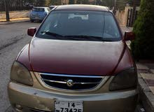 Gasoline Fuel/Power   Kia Carens 2004