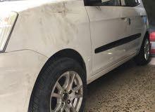 White Kia Picanto 2007 for sale