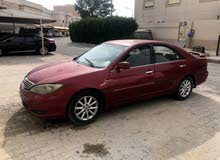 Toyota Camry 2004 For sale - Maroon color