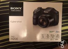 Sony Cybershot DSC H200 perfect condition NEGOTIABLE