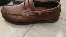 حذاء هافان جلد طبيعي مقاس 42