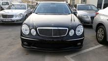 2005 Mercedes E55 AMG car from japan in excellen condition