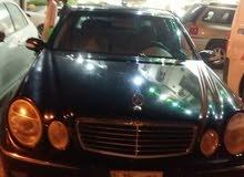 سياره مرسيدس بنز E240 موديل 2004  شرط  الفحص