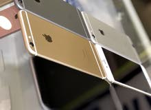 أسعار ناار ايفون 6 بلس 16و 64و 128 جيقا مستعمل بحال الجديد بسعر حرق
