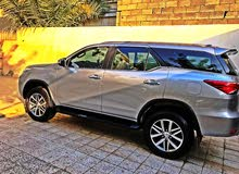Toyota Fortuner car for sale 2017 in Dammam city