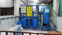 محطات مياه امريكي باسعار منافسه جديدومستخدم وصيانه للتواصل واتس771666076