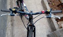 دراجه هوائية بوضع لجديد