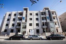 شقة شبه ارضي 144م مع ترس 30م في ام نوارة الجديدة
