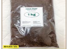 Coco peat for plants