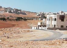 أرض للبيع في شفا بدران مرج الفرس بجانب قصر الجغبير على شارعين