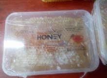 شمع عسل النحل الطبيعي