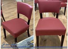 تصنيع كل انواع الكراسي الخشبيه للمشاريع بجوده عاليه