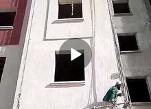 لياسةا خارجية للمباني والعمارات بالاسبمنت أو الجرافيت