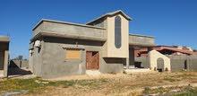 منزل في التاجوري بمساحة 330 متر على ارض بمساحة 1350 متر مربع