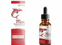 Shark oil for men