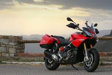 Aprilia Caponord 1200 travel package  دراجة نارية ابريليا كابنورد