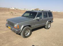 Jeep Cherokee 2001 For sale - Grey color