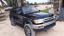 Black Toyota 4Runner 1997 for sale