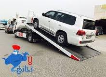 ونش و رافعه شوكيه وخدمه على الطريق 24س لسحب و نقل السياراة المعطله ونشات