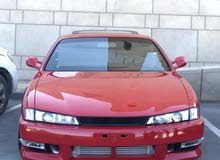 Nissan Silvia car for sale 1998 in Bahla city