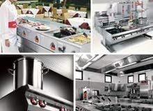 ( بيع - شراء ) معدات المطاعم والكافيهات المستعملة والجديدة