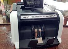 الات عد النقود وكشف التزوير