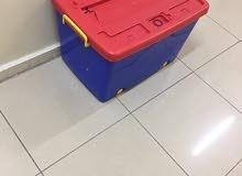 صندوق تخزين العاب الاطفال أو أي أشياء في المنزل