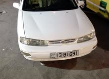 Used condition Kia Sephia 1995 with 1 - 9,999 km mileage