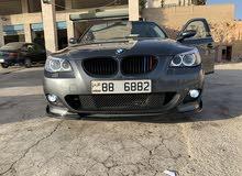 BMW 525 E60  للبيع او البدل