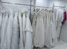 فساتين سهرة تركي وبدل زفاف وخطبة للبيع