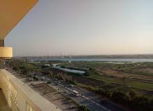 شقه للبيع بكورنيش النيل مباشره حدائق حلوان