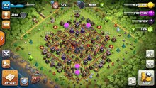 Clash of Clans account Max TH10