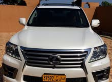 Used condition Lexus LX 2013 with 1 - 9,999 km mileage
