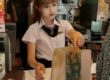 Wanted Girls for Cash counter and counter sales