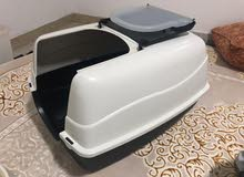 new big size with filter for cats or dogs litter box