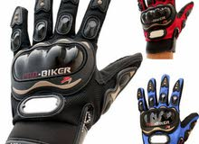 PRO BIKERS GLOVES ..