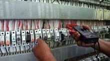 كهربائي منازل متنقل للصيانة واصلاح الاعطال الفجائية وتركيب الاباريز والانارة