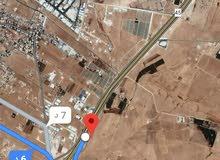للبيع ارض 9.2 دونم في النقيره شارع الميه ثاني قطعه