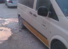 Mercedes Benz Vito in Tripoli