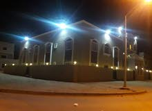 مدينة صباح الاحمد للإيجار القسيمه الموقع راس ثلاث وجهات  مبني دورين وربع سقما مو