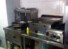 indian Cafetiria for sale Salam street