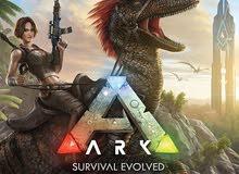 مطلوب لعبة ARK ارك مقابل لعبة THE CREW2 او 25 الف