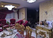شقة ايجار قديم في فيصل 110م هاي لوكس ش سكني هادي